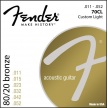 Struny Fender 70CL